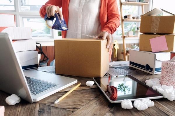 tips jualan online dengan packaging product