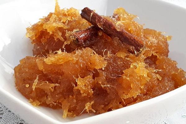 cara membuat selai nanas